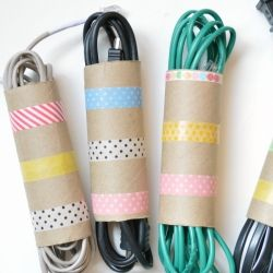 Great ideas for recycling toilet paper tubes 1