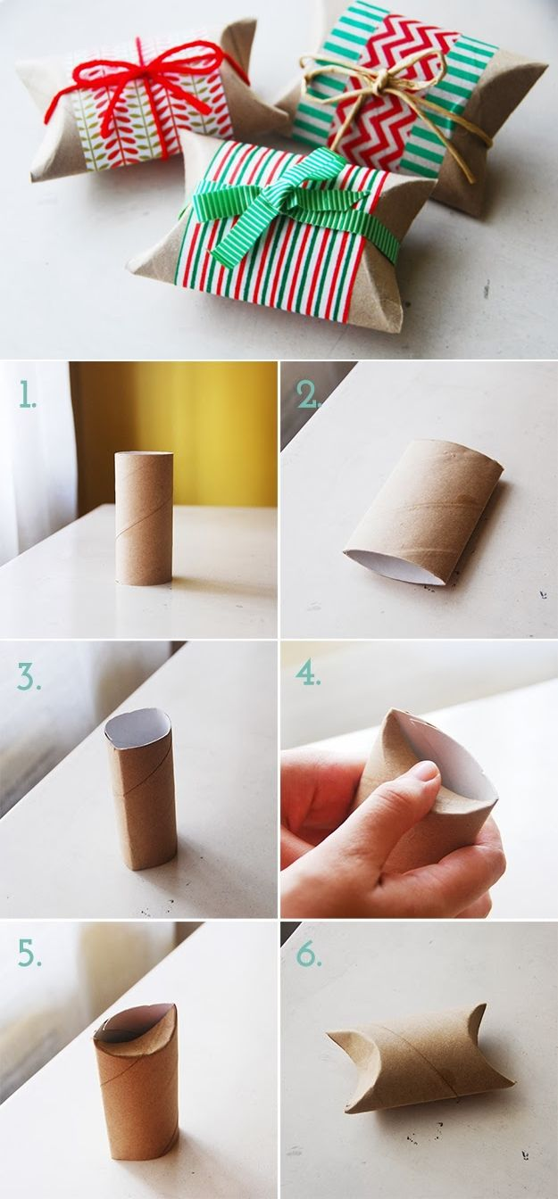 Great ideas for recycling toilet paper tubes 3