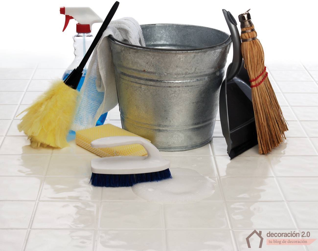 Ideas for cleaning tile joints