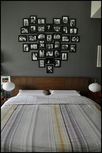 Original ideas for creating a bed side panel 1