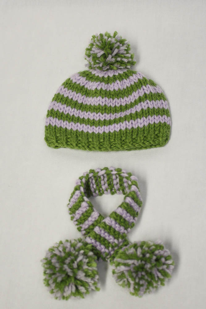 Hat and Scarf set for Blythe