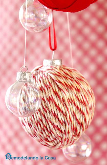 wool ornaments