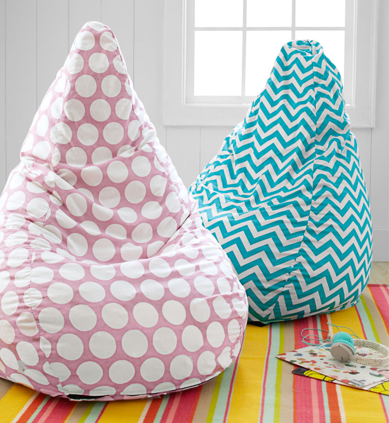 DIY beanbag for kids becoration