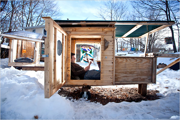 10 tiny and functional houses