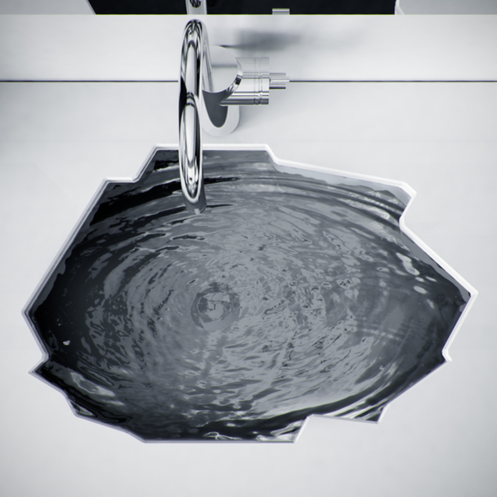 stylish sink 14