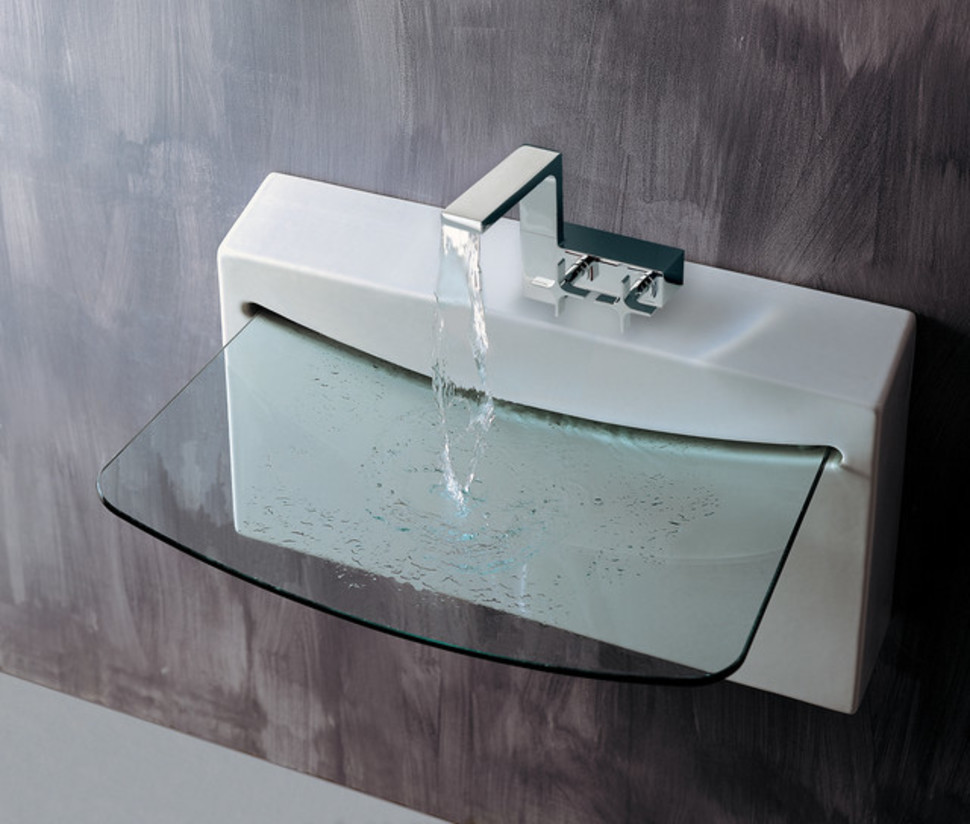 26 stylish sinks where it would be an