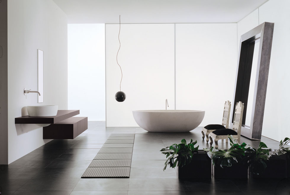 Ideas to make your modern bathroom look more beautiful - Beautiful modern bathroom designs ...
