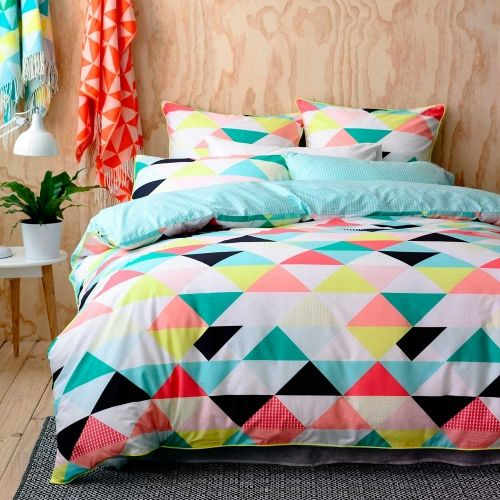 Geometric bed sheets 3