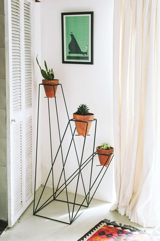 Geometric flowerpot 2