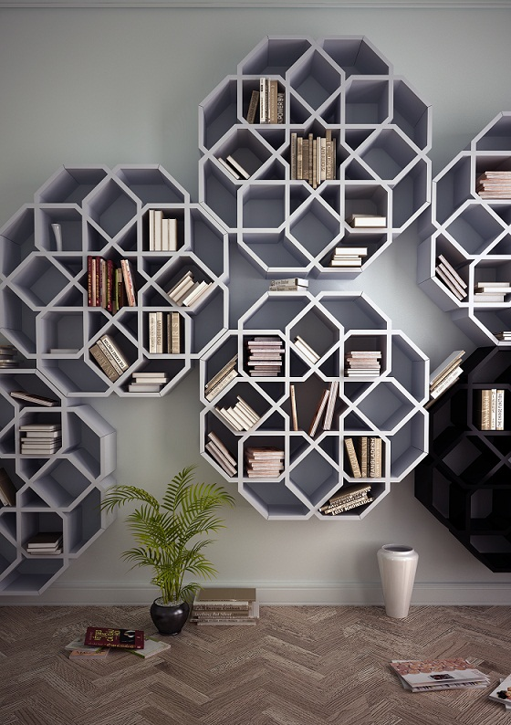 Geometric shelf 2