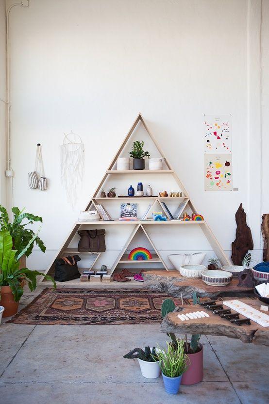 Geometric shelf 3