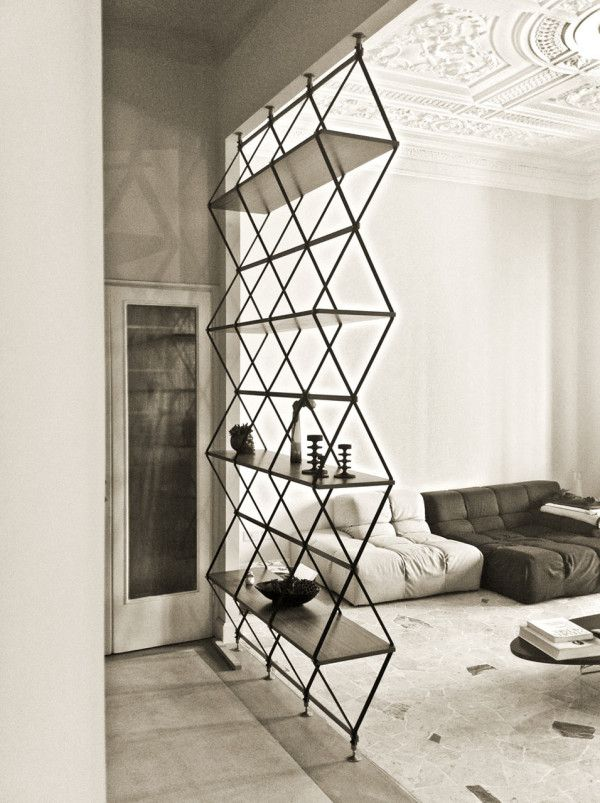 Geometric shelf 4