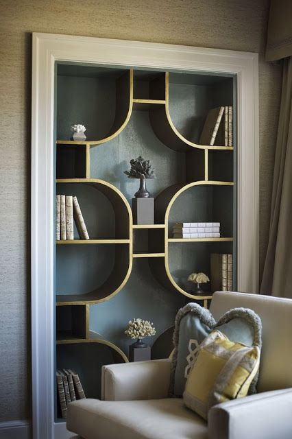 Geometric shelf 5