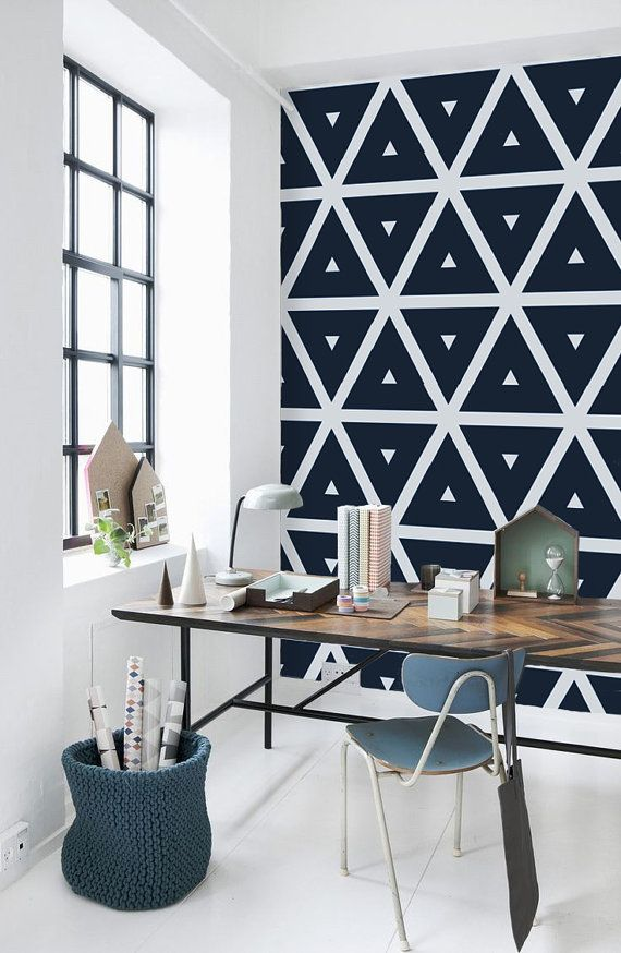 Geometric wallpaper 4