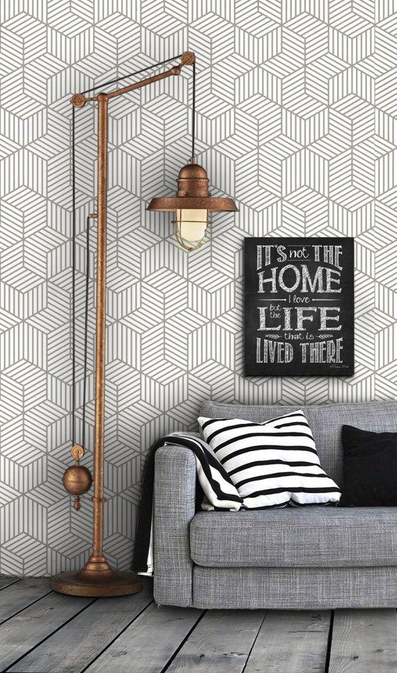 Geometric wallpaper 6
