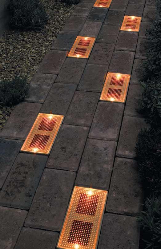 LED home lighting garden