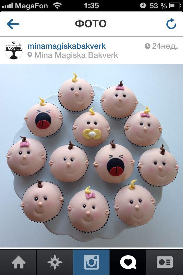 baby cupcake 4