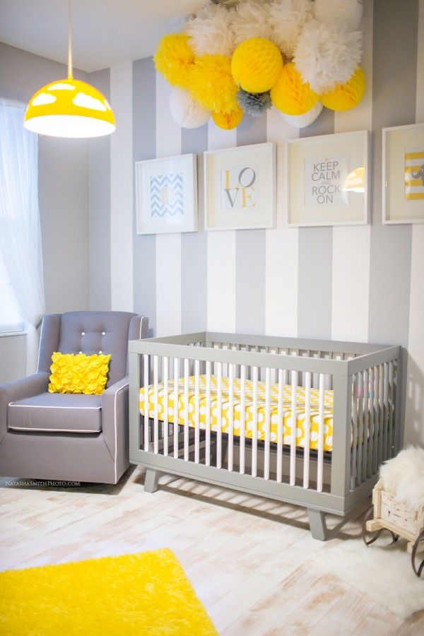 Colors for your baby\'s bedroom – becoration