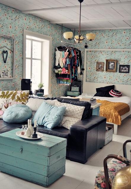 brilliant ideas for a small apartment_10