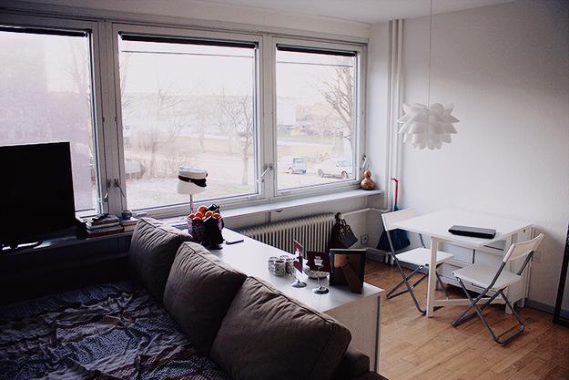 brilliant ideas for a small apartment_18