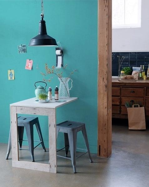 brilliant ideas for a small apartment_21