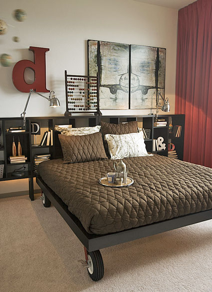 brilliant ideas for a small apartment_22