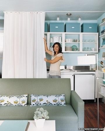 brilliant ideas for a small apartment_3