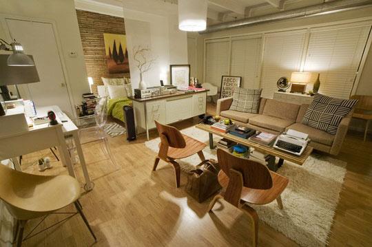 brilliant ideas for a small apartment_5