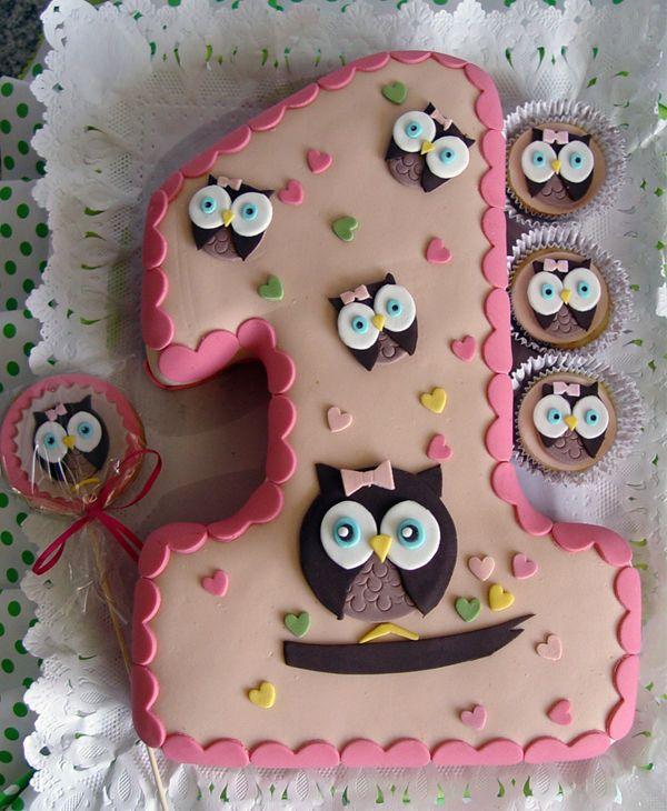 One Year Old Baby Girl Birthday Cake Driveeapusedmotorhomefo