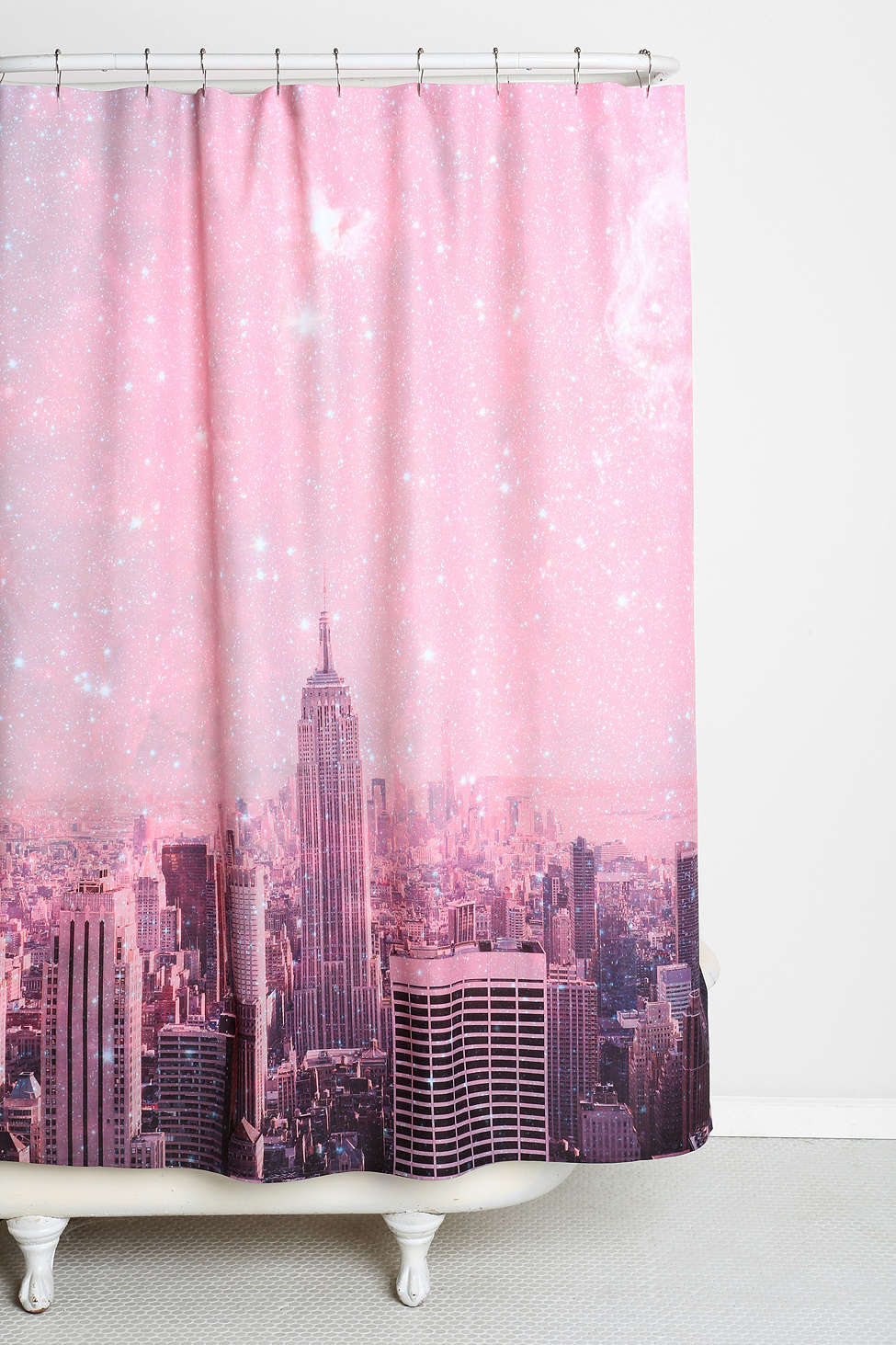 Beautiful Shower Curtains Becoration