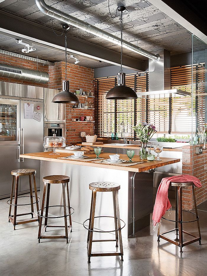 industrial kitchen 2