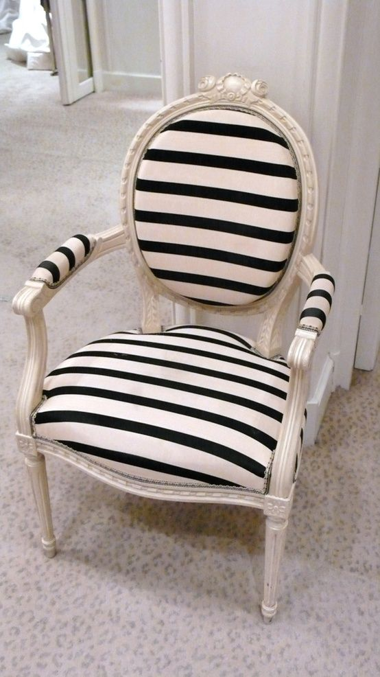 Black And White Striped Chair Pads Design Ideas.  Filakiloungerblackwhitestripe3qs16 Filakiloungerblackwhitestripesides16 ...
