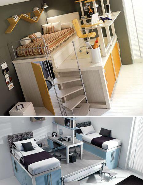upper bed 3