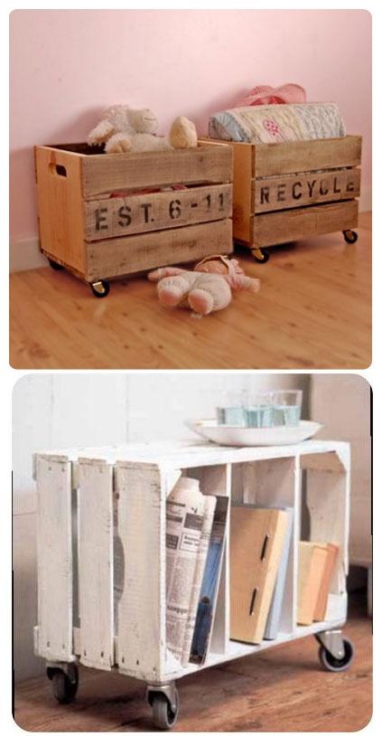 wood box 10