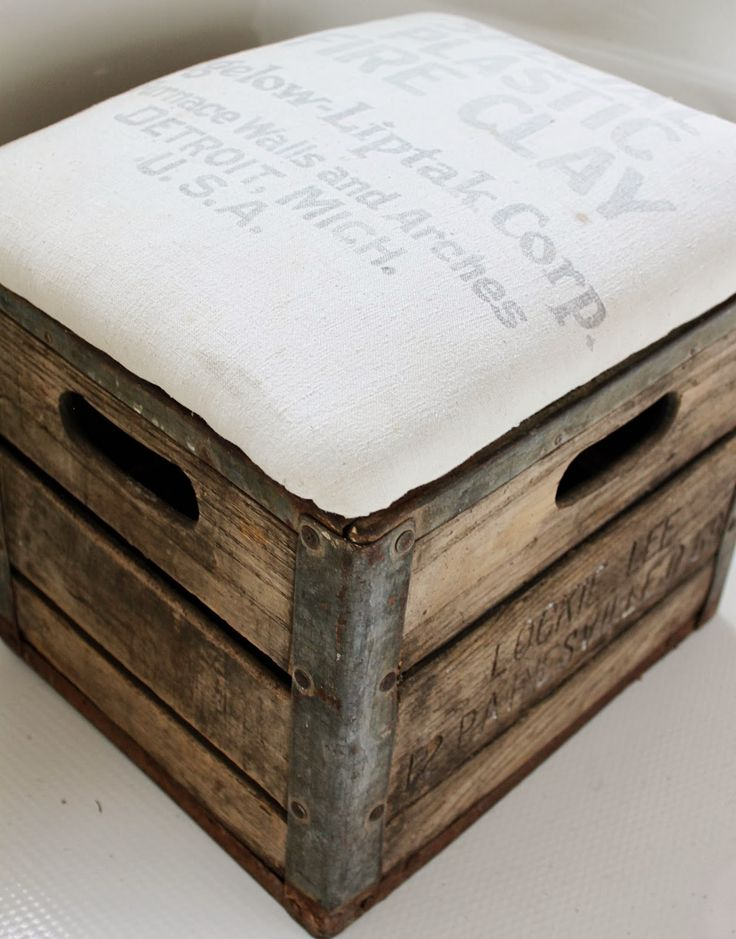 Awesome Diy Projects To Recycle Wooden Boxes Becoration Cjindustries Chair Design For Home Cjindustriesco