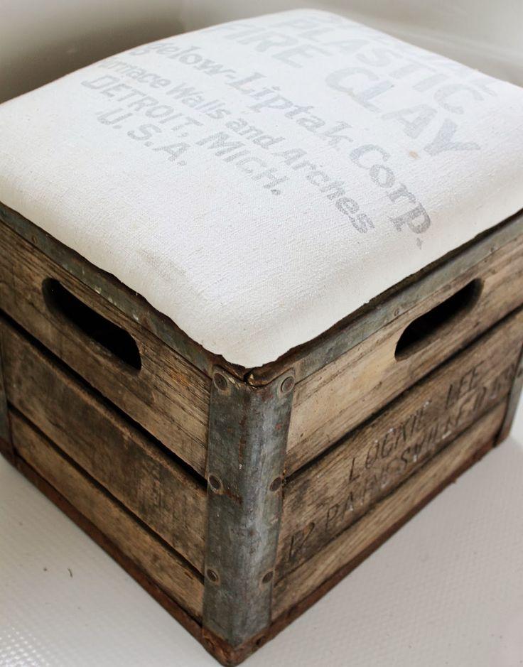 wood box 7