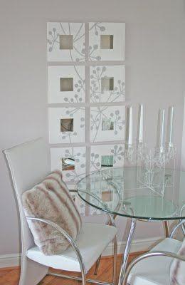 Ikea Hacks Malma Mirror Becoration