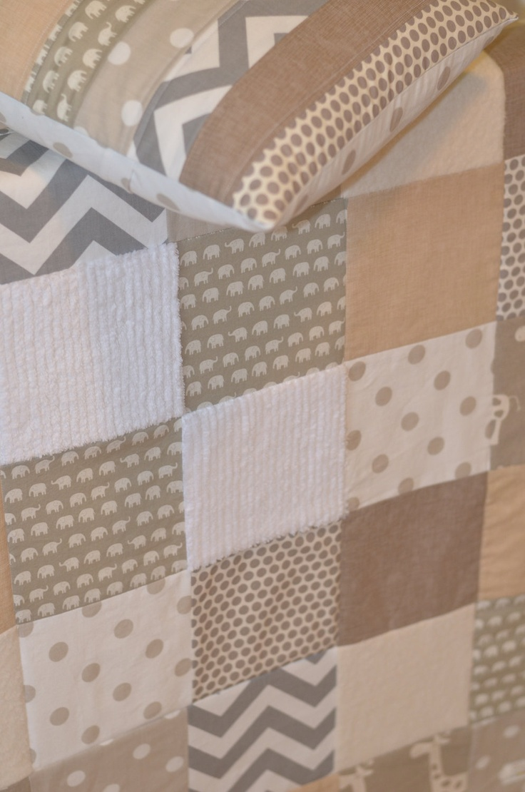 Patchwork Quilts Becoration