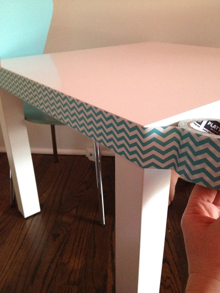 ikea hack table 6