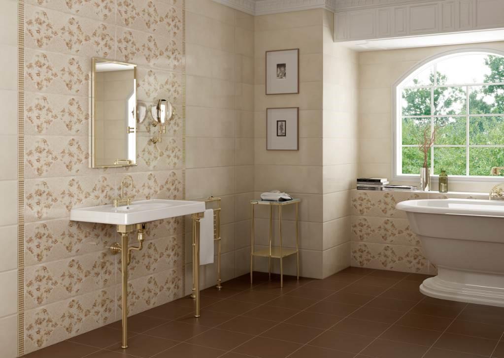 Romantic bathroom decoration