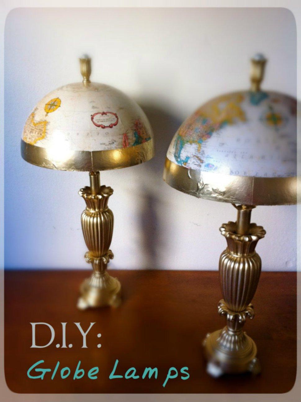 DIY Creative Lamps 14