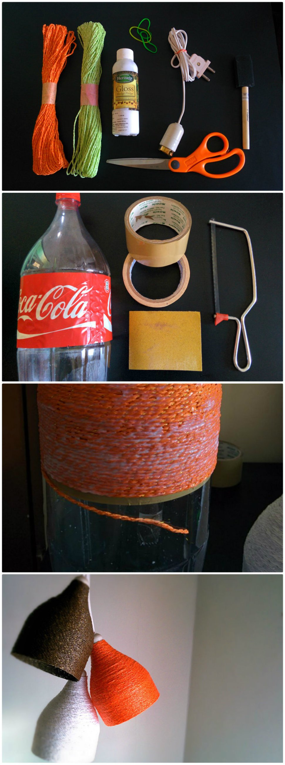 22 Ideas For Making Diy Creative Lamps