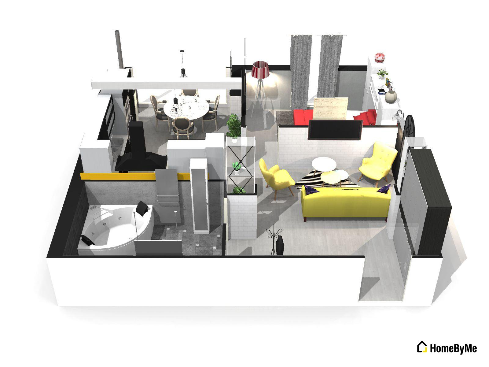 Home by me: design your home in 3D