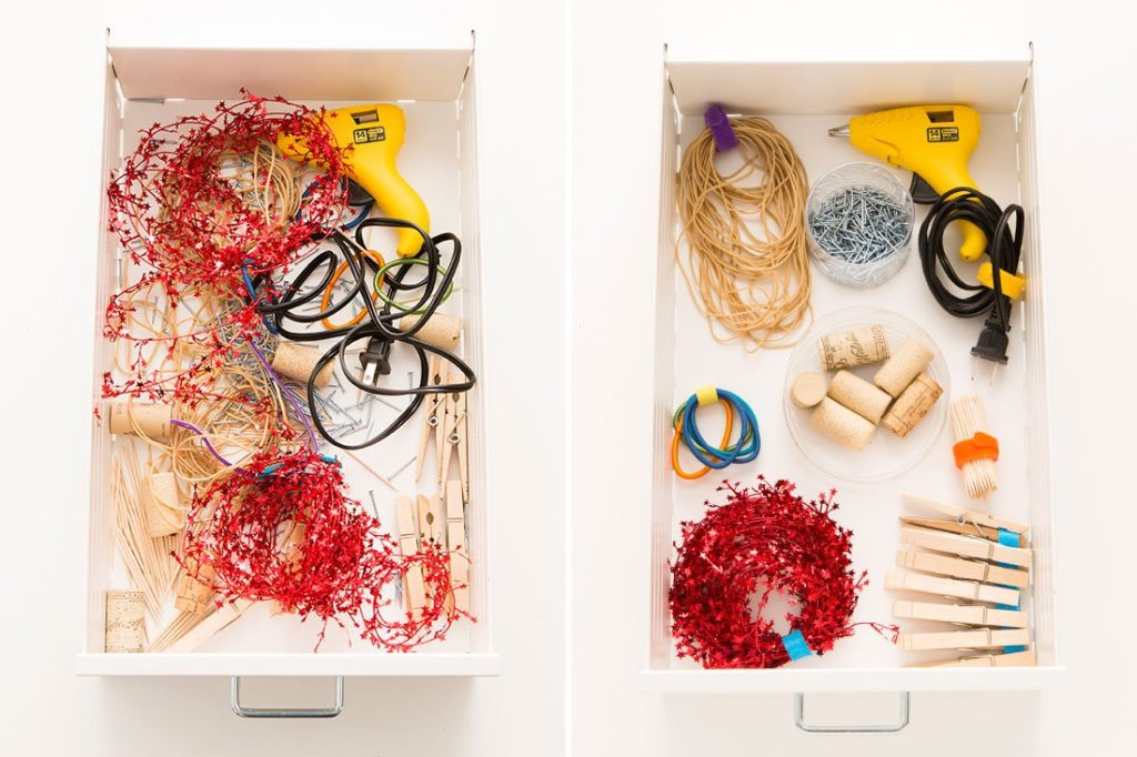 organized-crafts-drawer