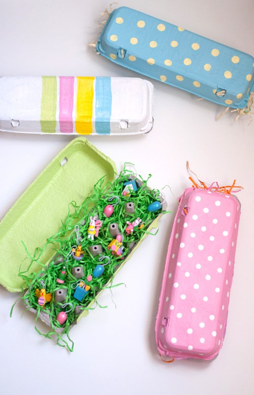 how to recycle egg cartons
