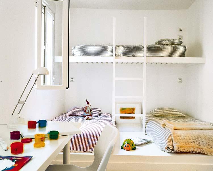 5 Kids Shared Bedrooms To Inspire Your Children Room