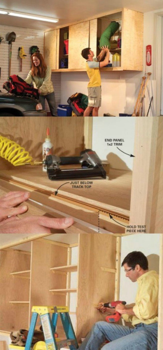 20 ideas for having a well organized garage - becoration on Organized Garage  id=86944