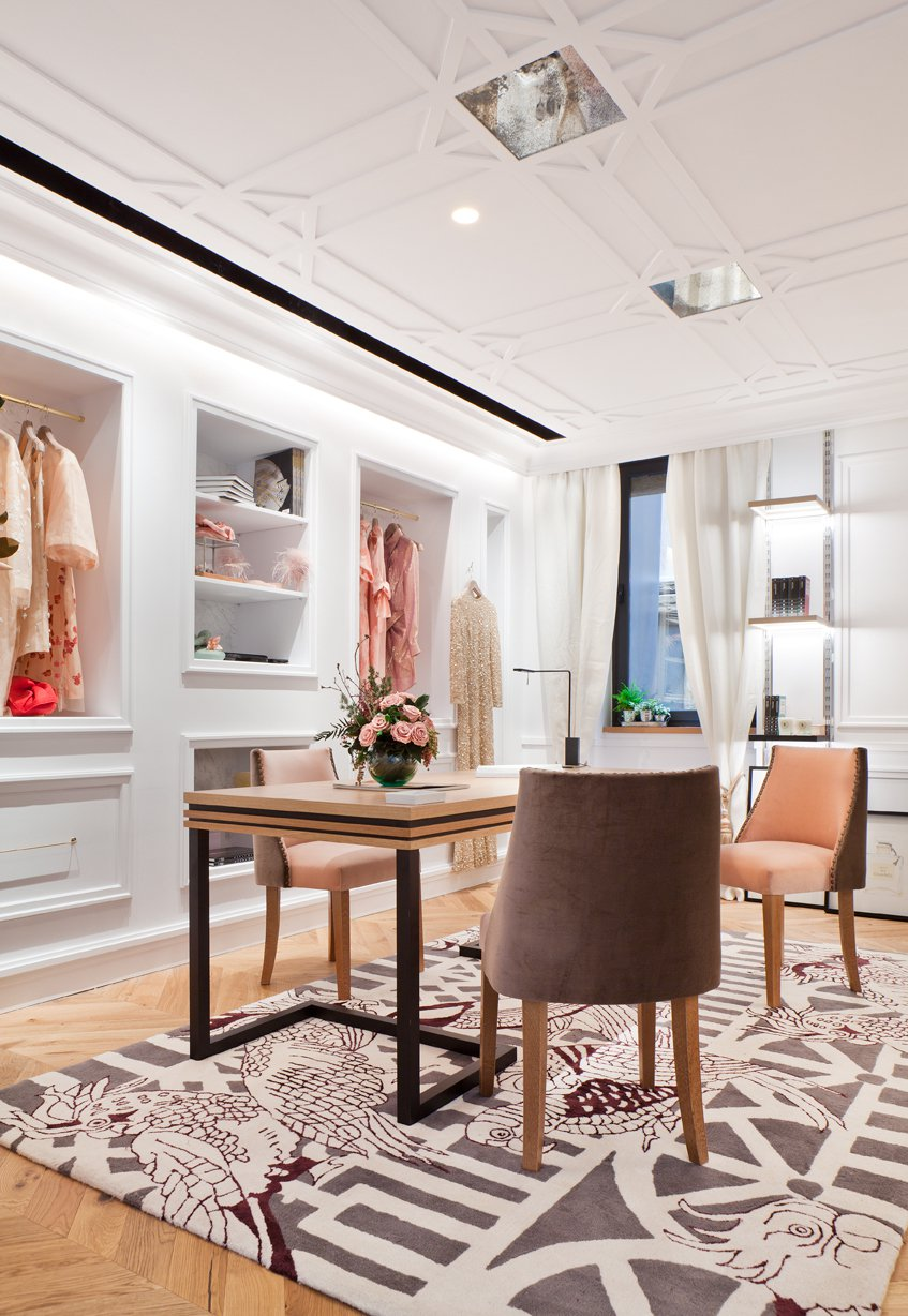 4 incredible dressing rooms found in casa decor 2015 for Decoration casa