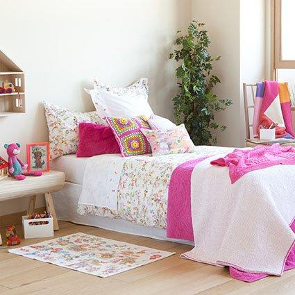 Imaginative summer bedrooms for your kids becoration - Zara home kids ...