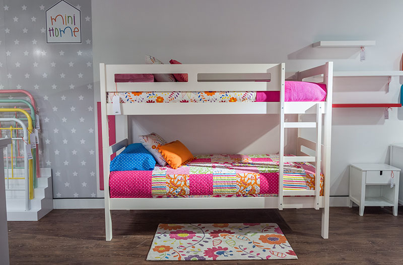 Imaginative summer bedrooms for your kids becoration for Corte ingles dormitorios infantiles